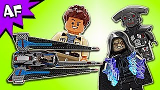 Play out your own LEGO Star Wars: The Freemaker Adventures encounters with this impressive tri-wing Tracker I model, featuring ...