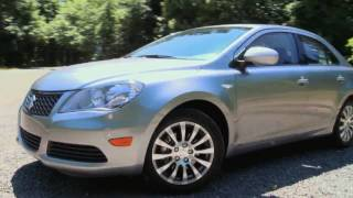 First Test Drive Of The All New 2011 Suzuki Kizashi With Nik J. Miles