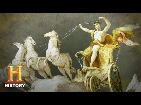 Ancient Aliens: Powerful Ancient Sanctuary Found in Greece (Season 7) | History