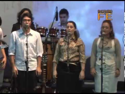 Vídeo Encontro de Fé 22 10 2014 Louvor