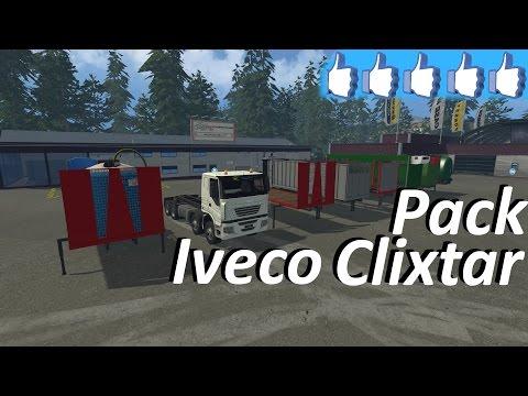 Iveco Clixtar Systam Pack v1.1