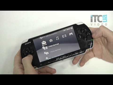 Обзор Sony PlayStation Portable