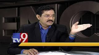 YCP Ex-MP Mithun Reddy in Encounter With Murali Krishna