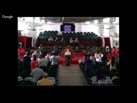 Escola Bíblica Dominical 14/01/2018