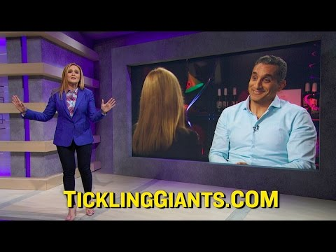 Full Frontal Is Scared: Bassem Youssef Edition | Full Frontal with Samantha Bee | TBS