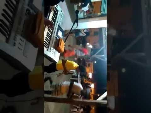 show de Denis mel ao vivo no kiosque império santo amaro das brotas /se