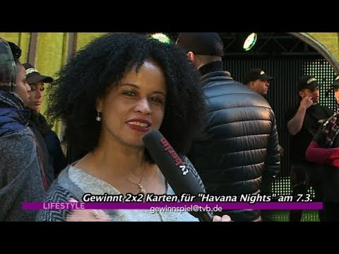 Havana Nights im Berliner Admiralspalast & Perlinch ...