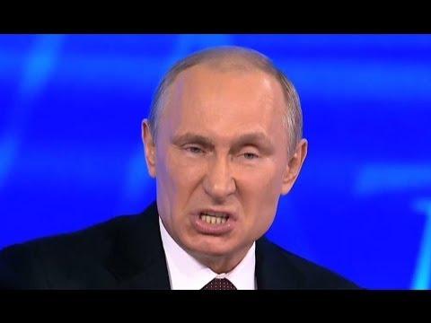 Ложь Путина про Украину