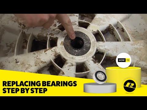 comment nettoyer le joint d'une machine à laver le linge