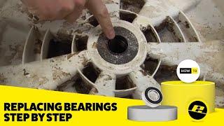 Video How to Replace Washing Machine Bearings MP3, 3GP, MP4, WEBM, AVI, FLV Agustus 2019