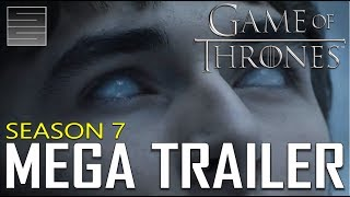 "Game of Thrones Season 7 Extended Trailer MixSubscribe! http://tinyurl.com/o93l5gnNEW HATS! https://teespring.com/stores/smokescreenvids**Potential Spoilers**Game of Thrones Season 7 Trailer 2 has been released! Here I mix all 3 Game Of Thrones season 7 trailers. The Game Of Thrones Season 7 ""Winter Is Here"" trailer gives us a new look at season 7 finally with new footage! Get hype for Game Of Thrones season 7! Thanks for watching! Please like, share and subscribe!Music Creds-------------------------------------------No Copyright Free Music ""Ghost Warrior"" byhttps://www.youtube.com/channel/UCHEioEoqyFPsOiW8CepDaYghttps://twitter.com/freemusiceg16https://twitter.com/egfootball16https://www.facebook.com/NCMmusic16/-------------------------------------------Music provided by Non Copyrighted Music: https://youtu.be/YPO5kbSjcLsMusic used: Enchiridion by Evan King https://soundcloud.com/evan-king/Facebook: https://www.facebook.com/evankingaudioTwitter: https://twitter.com/EvanKingAudioLicensed under Creative Commons Attribution 4.0 International(http://creativecommons.org/licenses/b...)-------------------------------------------Game of Thrones Season 7 Playlist: https://www.youtube.com/playlist?list=PLmRQBLduDYDQRHGVugBO5-L6XfCGaV5pcSupport SmokeScreen on Patreon: https://www.patreon.com/smokescreenvidsOne Time Donate: https://youtube.streamlabs.com/smokescreenvids1Game of Thrones Foreshadowinghttps://www.youtube.com/playlist?list=PLmRQBLduDYDQRHGVugBO5-L6XfCGaV5pcHow Game of Thrones Will End for Jon Snowhttps://www.youtube.com/playlist?list=PLmRQBLduDYDQP1OjDLR4L2oNxw4qz1-VECheck my other channels!SmokeScreen Vlogs: https://www.youtube.com/smokescreenvlogsSmokeScreen Gaming: https://www.youtube.com/smokescreenvidsgaming_____________________________________________________Become a Patreon: https://www.patreon.com/smokescreenvidsGet My Nerdy T-Shirts here: http://shrsl.com/?~aby2Support SmokeScreen by shopping on Amazon: http://tinyurl.com/ppogxl2Shop Think Geek: http://www.jdoqocy.com/click-8070392-12561902-1460987025000GeekFuel (get a GOT item in your first box) https://www.geekfuel.com/smokescreen_____________________________________________________Playlists:Game of Thrones / ASOIAF: https://www.youtube.com/playlist?list=PLmRQBLduDYDSph052nREYMIpDlUHzJlPBWestworld Season 1: https://www.youtube.com/playlist?list=PLmRQBLduDYDRbXeC-bdFWC_WJ3CmykSUHStar Wars: https://www.youtube.com/playlist?list=PLmRQBLduDYDSyW8W17-AxNYLjetGQvDkm______________________________________________________Send Stuff:Lochmoor ProductionsPO Box 1011Kannapolis, NC 28083Follow Me on Social: Facebook: https://www.facebook.com/smokescreenvidsTwitter: https://twitter.com/smokescreenvids @smokescreenvidsInstagram: https://instagram.com/smokescreenvids @smokescreenvidsWebsite: http://smokescreenvids.comPatreon Executive Producers:Hoss Griffin, VolGuy10, Lala Gig , Kissa Powell, Marc Joseph aka The Snow In Winterfell, Marylin Bentley, JoAnna, Sean Hayes, Doc Holiday, Anonymous, Goska, HoonJive, KieranD20, Nicki SnowPatreon Producers: John Carey, KSoze1024, Lauren Young ,Sarah Pearce, Jessica McWhorter, Lori Perry, Peach, Lo Horton, Anie Smith, Maureen Grigas, Nicole Kron, Andreas Aass, Vitruvius, MamaQB, Trishyjane, Ashley Smith, Jack Welsh, Claire McKen, Red River Giant, Lauren Wagstaff, Robert Thatcher, Calebflub, Jason Targaryen, Heath Hinton, Richard Clark, Andrew Smith, Goska Biczysko, Karri Neves, Demetrios, Kathryn Bassett, Pri Figueirdo, Maie, Sanford Hoffman, Heddy Hop, Ricky, Stacy Fournet, Anesha Smith, Darrin Reisinger, Zombie Hoax, Lawrence Froncek, Tameka, Steve Mckenna, Jessy C., Joe Gaylord, Cait, Luis Teleno, Magaly , Taylor, Marilyn Benitez, Amber Tilton, Jenni Upcott, Kimberly Sherman, Betsy Leiss, Joanne Long, KatS, The Sennett, CinnE, Michele, Dale Cooper, Denny D'Intino, Nynke Bouma, Jamal, AvecRali, Killerfrost419, Kimberly Genova, Lady Laxara, Carol Funk, Keltia Breton, Vasilie Crisan, Alexis Bell, Ygritte's Bow, Bolo7678, Mayra Perez Colon, Shawn Shifflett, Hairless Oyster, Barbara Chetti, Shahade Fonville, Crawdaddct, Stephen Robinson"