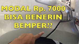 Video REPAIR BEMPER MOBIL SENDIRI CUMA DENGAN MODAL Rp. 7000,- MP3, 3GP, MP4, WEBM, AVI, FLV Juni 2019