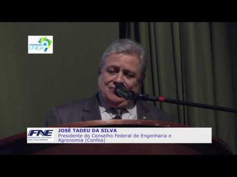 José Tadeu da Silva – Abertura