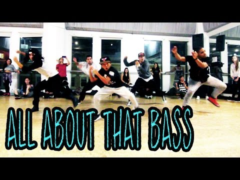choreography - ALL ABOUT THAT BASS - Meghan Trainor | Choreography by Matt Steffanina LEARN This Dance w/ the TUTORIAL here: http://youtu.be/QE_fTh8l-6U TWITTER & INSTAGRAM...