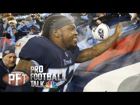 Video: Derrick Henry has career night for Titans in blowout over Jaguars | Pro Football Talk | NBC Sports