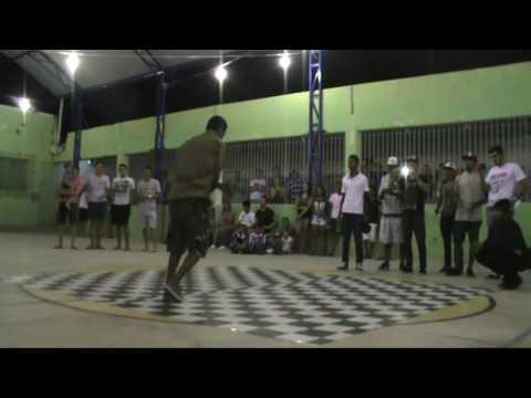 Battle of Cariri - Jurados Bboys Ioga, Samuray, e Leon