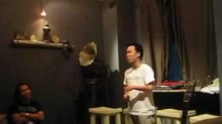 Dưa Leo diễn stand up comedy - hai doc thoai - ngày 14 tháng 8
