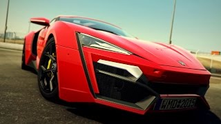 Free Car #1: Lykan Hypersport