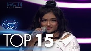 Video MARION - DAMN I LOVE YOU (Agnez Mo) - TOP 15 - Indonesian Idol 2018 MP3, 3GP, MP4, WEBM, AVI, FLV Januari 2018