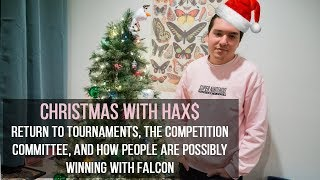 "Christmas with Hax$ – ""The competition committee is a joke;"" plus, why Wizzy is probably an android"
