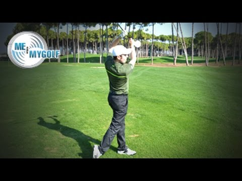 ME AND MY GOLF ANALYSE RICK SHIELS GOLF SWING