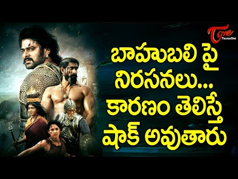 Shocking Reason For Protests Against Baahubali 2