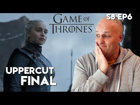 GAME OF THRONES - Saison 8 Episode 6 (FINAL) - Critique !