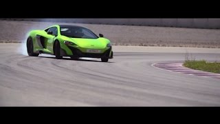 2015 McLaren 675LT - Track Test