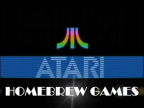 Best Atari 7800 Homebrew Games