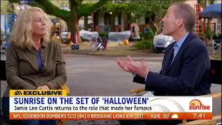 Video Halloween 2018 preview on Sunrise TV with Jamie Lee Curtis MP3, 3GP, MP4, WEBM, AVI, FLV Juli 2018