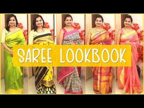 Video Saree LookBook For Festive Season | Indian Festival Outfit | Indian Mom on Duty download in MP3, 3GP, MP4, WEBM, AVI, FLV January 2017