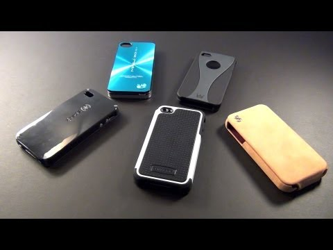 iphone 4S case cover - I have reviewed a TON of iPhone 4s & 4 cases so far! So I gather the best all around iPhone cases on the market. Theres one case in here that works best for ...