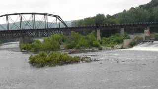 Easton (PA) United States  city photos : Where The Lehigh River Meets The Delaware River Easton Pennsylvania