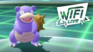 Pokemon Let's Go Pikachu & Eevee Wi-Fi Battle: Slowbro Is Confused? (1080p) by PokeaimMD