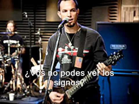 Creed - Signs (Subtitulado en español)