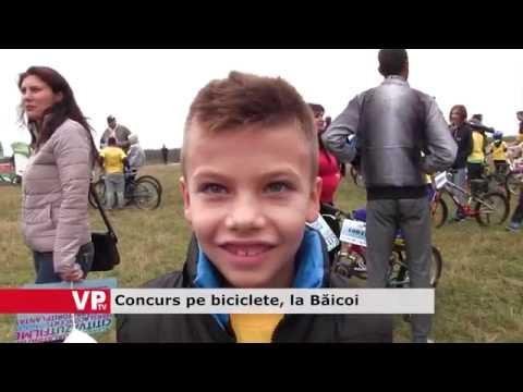 Concurs pe biciclete, la Băicoi