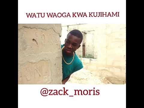 Ucheshi wa zack moris