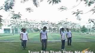 Dân vũ_Anh Ba Hung_Trung tâm Thanh thiếu niên miền Nam