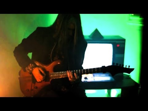 Dan Mumm – Nonlinear Evolution – (Official Music Video) 2018 Metal Guitar