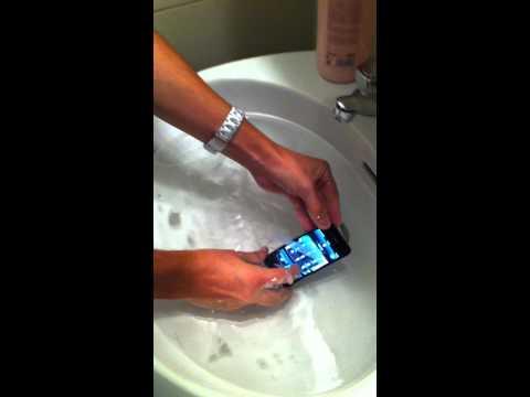 Iphone 4 H2O