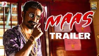Maari Telugu dub Maas Movie Trailer - Dhanush, Kajal Aggarwal