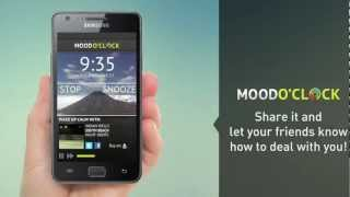 Mood O'Clock Alarm YouTube video