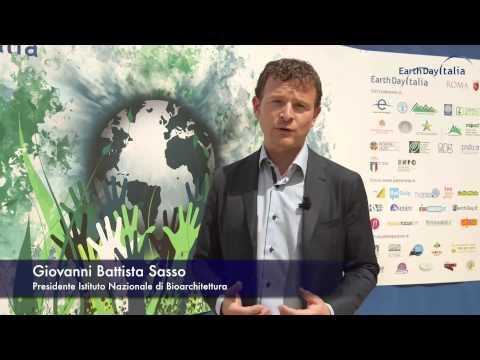 Intervista Giovanni Battista Sasso dell'Istituto Nazionale Bioarchitettura
