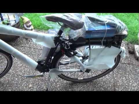 Test: eBike Stratos Olymp / Entdecker 4.0 Herren-Trekking-Elektrofahrrad (Folge Nr. 20)