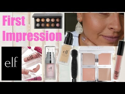 First Impression Elf Cosmetics I Makeup Im Test I Mamacobeauty