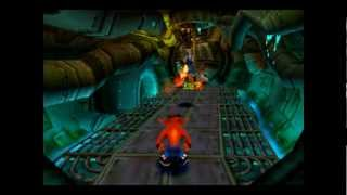 Crash Bandicoot 2: Level 12 Sewer Or Later