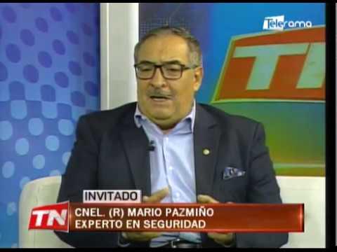 Cnel. (R) Mario Pazmiño