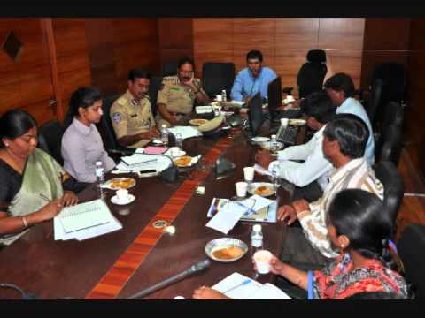 Telangana Civil Supplies Action Plan for PDS