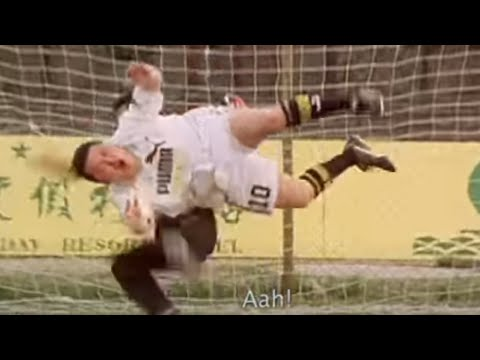 Shaolin Soccer First Tournament 60-0 full Match in English