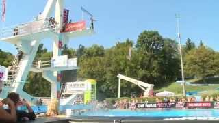 Sindelfingen Germany  city pictures gallery : Splashdiving World Championships in Sindelfingen Germany 2015